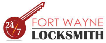 24/7 Fort Wayne Locksmith logo